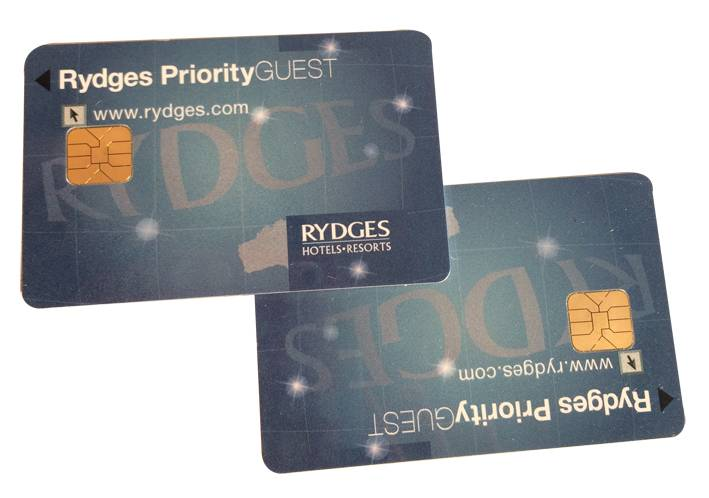 High Frequency 13.56MHZ RFID card