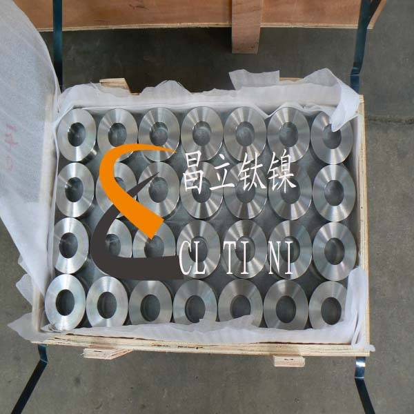 2014 hot sell titanium welded round ring