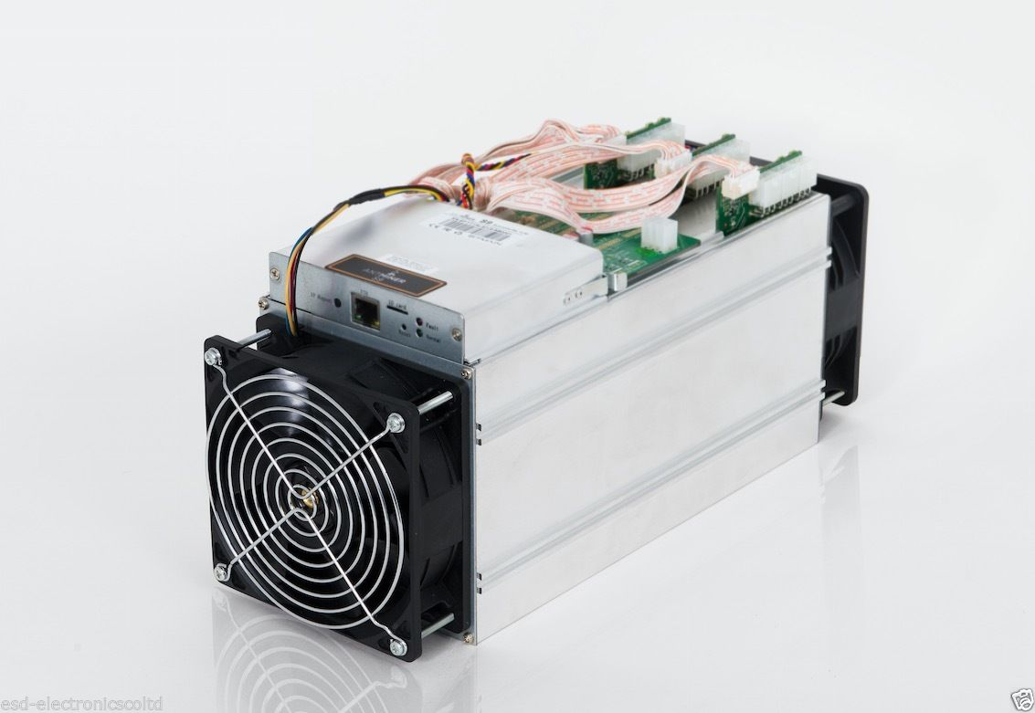 Antminer S9 with 12.93th/s