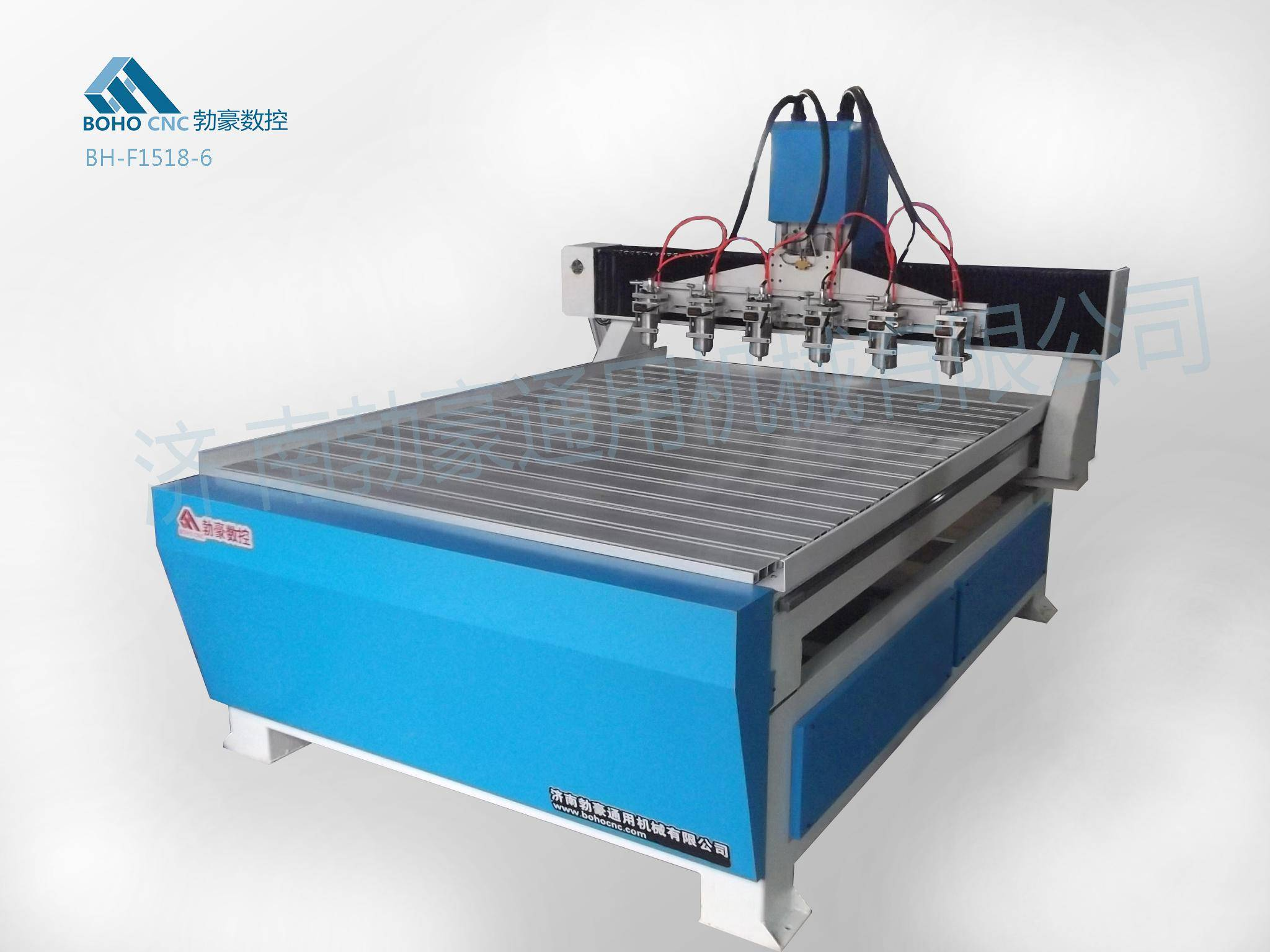 provide multi-spindles CNC wood engraving machine