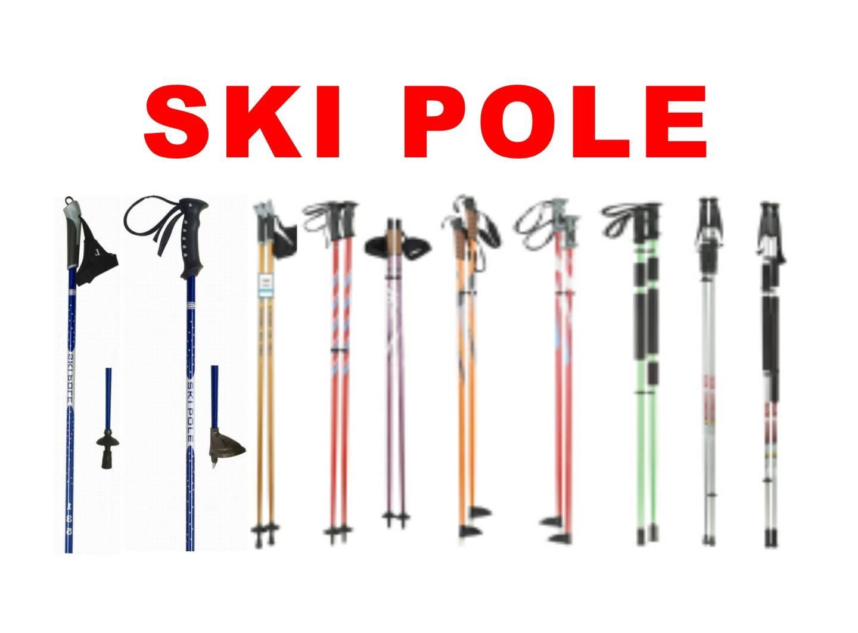 Ski pole