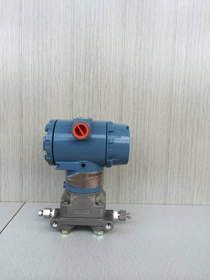 Rosemount 3051 Pressure Transmitter with Valves