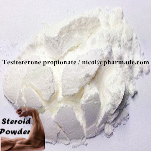 99% Purity Raw Powder Testosterone Propionate Steroids