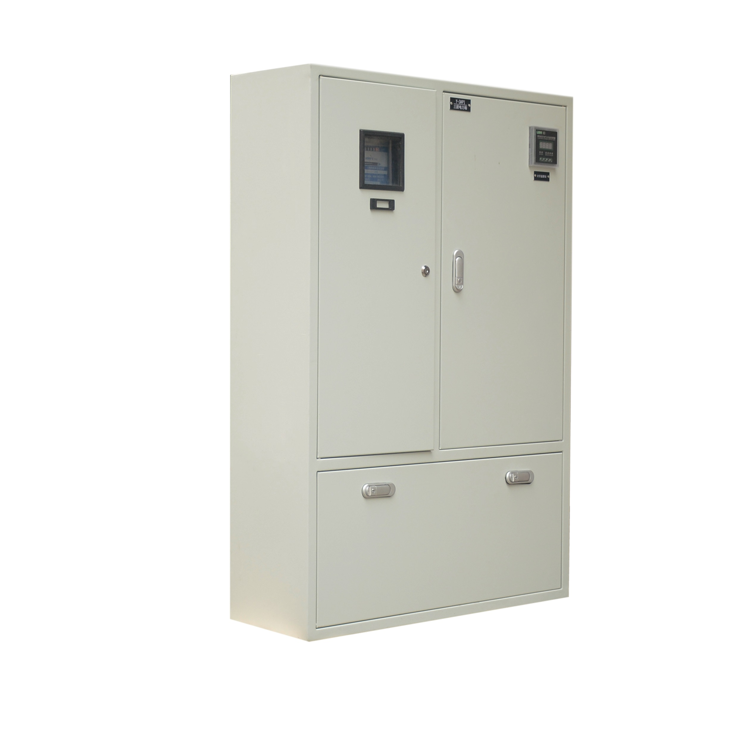 Central air conditionary fan frequency control cabinet
