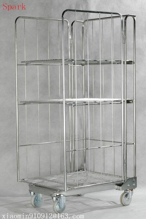eletrol galvanized 3-side roll cage