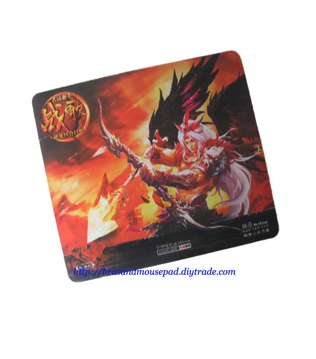 hot selling rubber gaming mouse pad