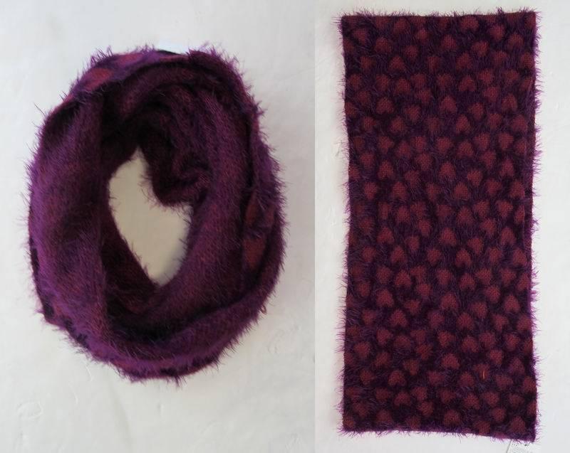 Acrylic scarf HF-LVH32