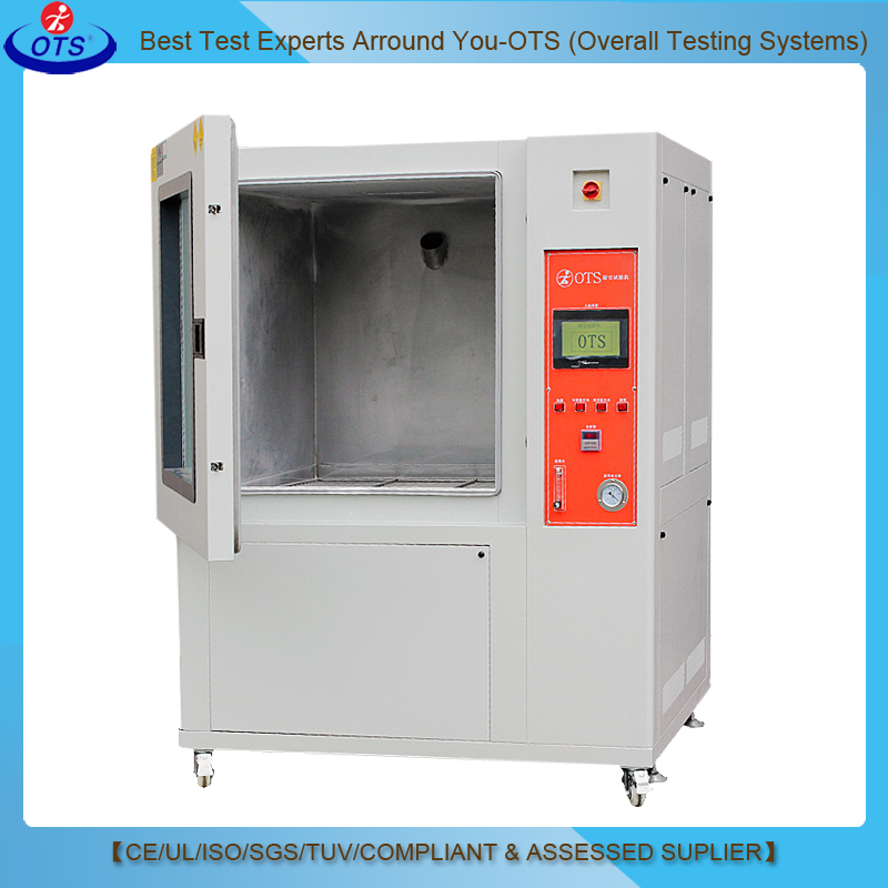 Electronic Lab Environment Testing Machine IP56X Sand Dust Simulator Test Chamber