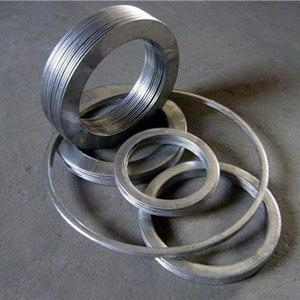 Double Jacketed Gaskets for Heat Exchanger