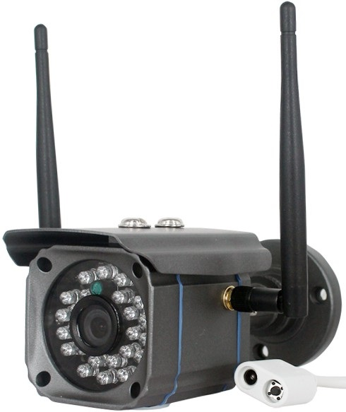 Indoor 1.0 Megapixel Wireless Camera