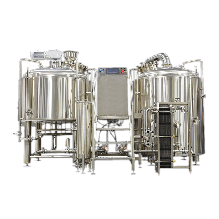 Stainless Steel Steam Brewhouse 10Hl