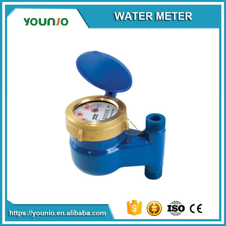 Younio Multi Jet Vertical Water Meter,Dry Type Magnetic Type