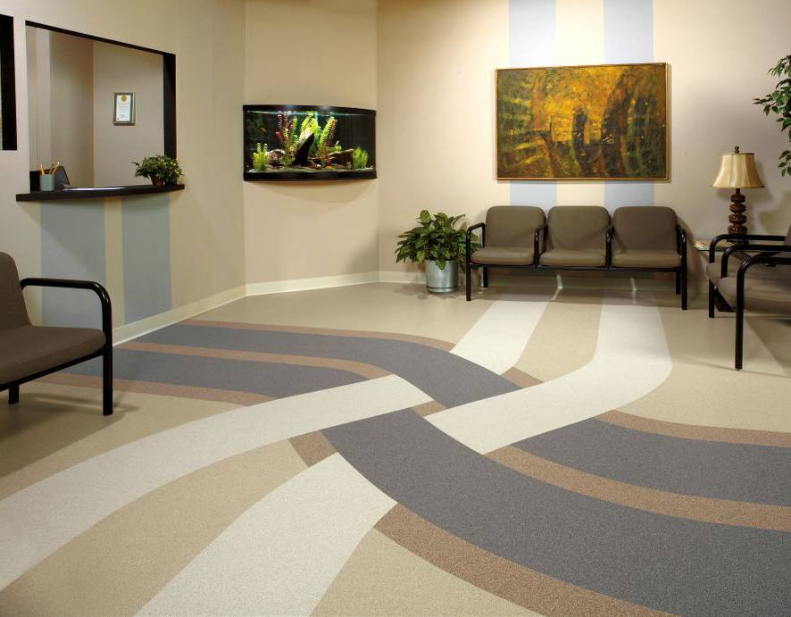 polyvinyl flooring