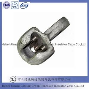 High quality hot dip galvanized socket clevis eye/linking power fitting