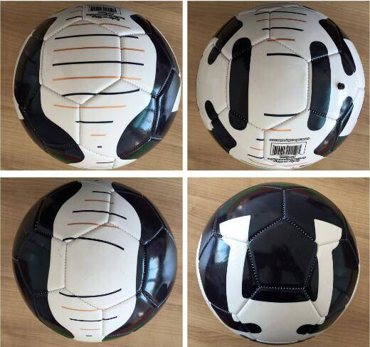 Match Top Quality Laminated Soccer Balls