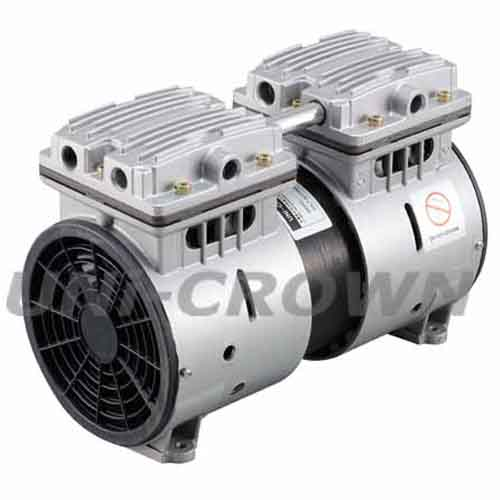UN-90VH AC110V or 220V 1/3HP Multi-use low noise Oilless Vacuum Pump