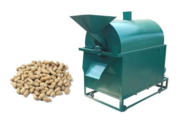 High Quality Peanut Dryer and Roaster Machine