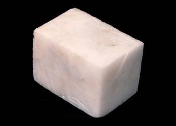 Milky white quartz Block & lumps