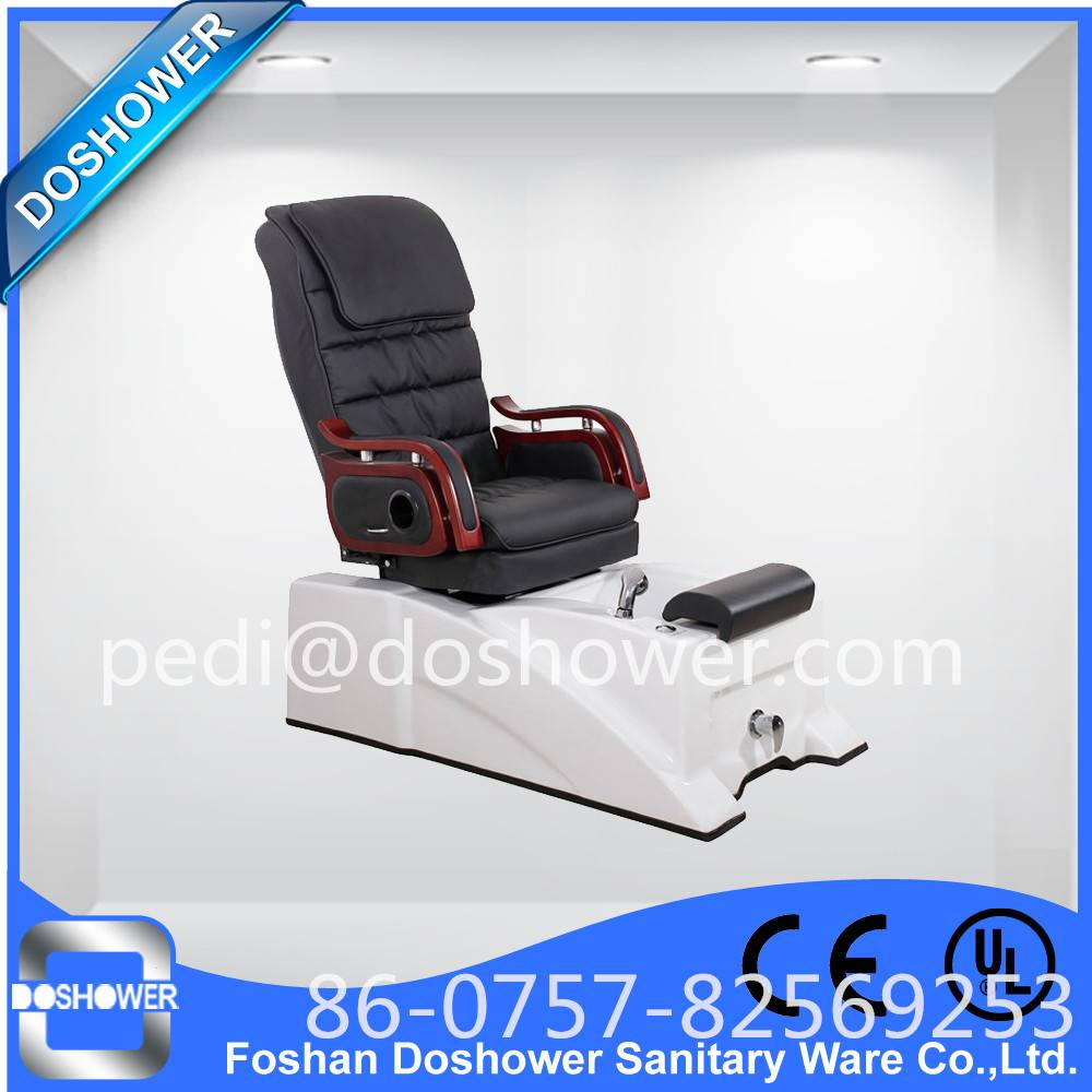Doshower DS-5 wholesale pedicure chairs with pedicure sinks of luxury pedicure chair