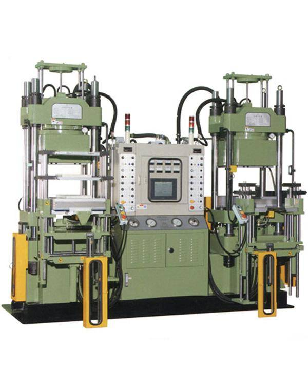 VACUUM TYPE OIL HYDRAULIC MOLDING MACHINE