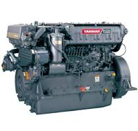 New Yanmar 6HYM-WET Marine Diesel Engine 650HP