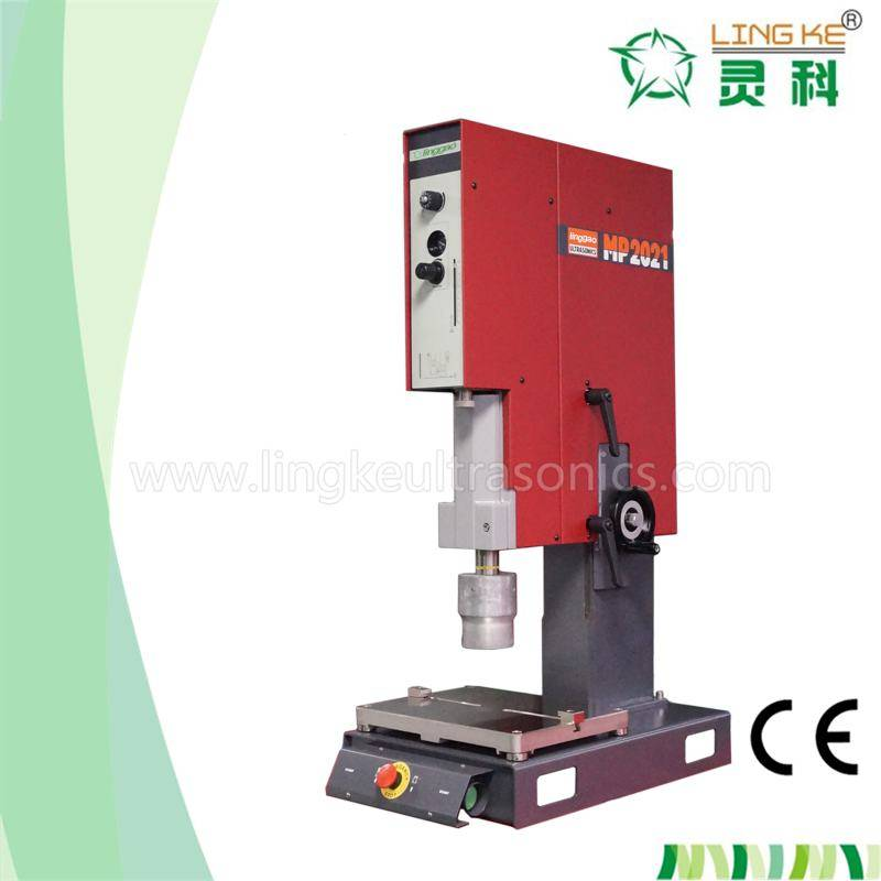 rinco ultrasonic welding machine