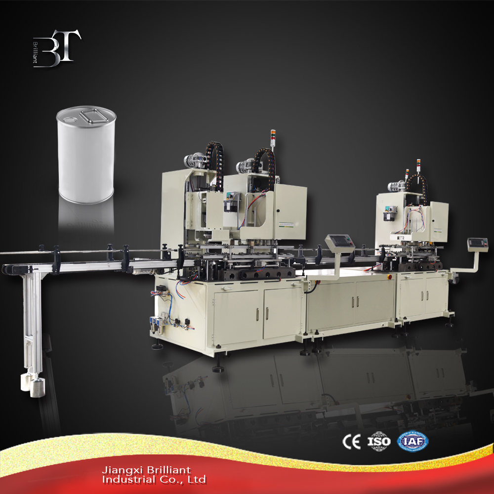 New product automatic can seaming machine with good price