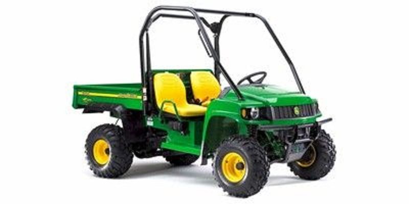 2012 John Deere High Performance HPX Diesel 4x4