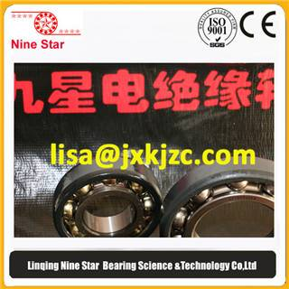 6310-m-c3-vl0241 electrically insulated bearing