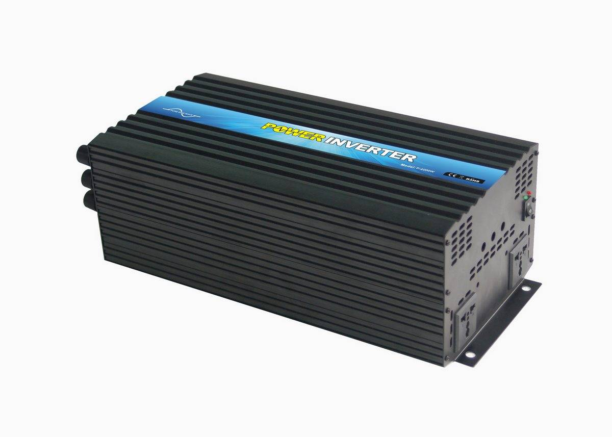 4000W Pure Sine Wave Off Grid Wind Power Inverter