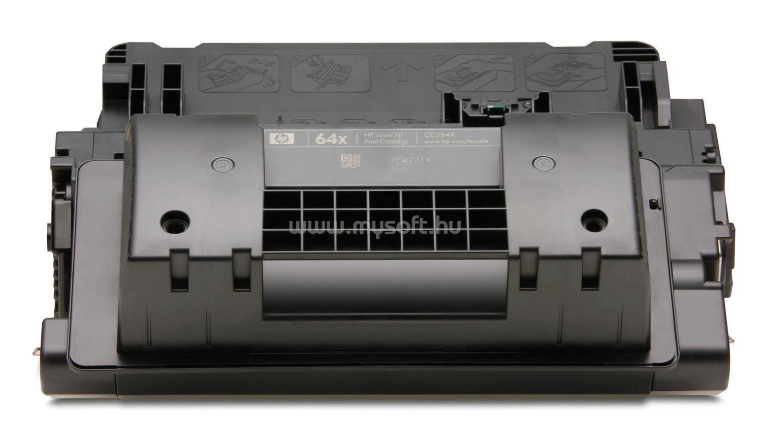 Sunjoy 64X toner cartridge CC364X HP compatible for LaserJet4014 4015 4515