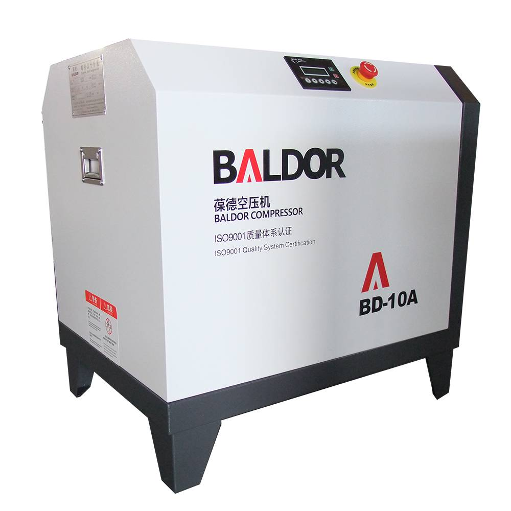 BALDOR screw air compressor 7.5kw BD-10A