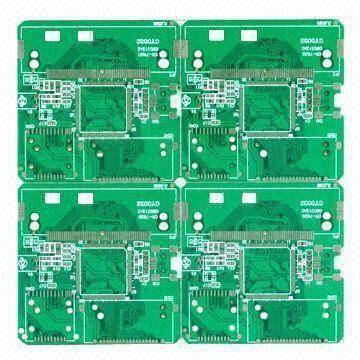 Fast double sided PCB with flexibility,1.5oz copper thickness