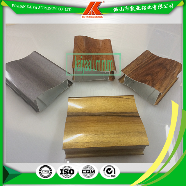 Newly Designed 6000 Series Aluminum Alloy Beam Profiles For Door and Wiondow Curtain Wall