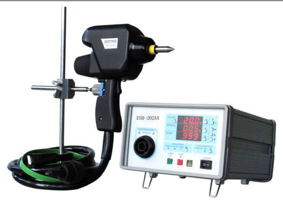 IEC61000-4-2 20KV electrostatic discharge generator ESD