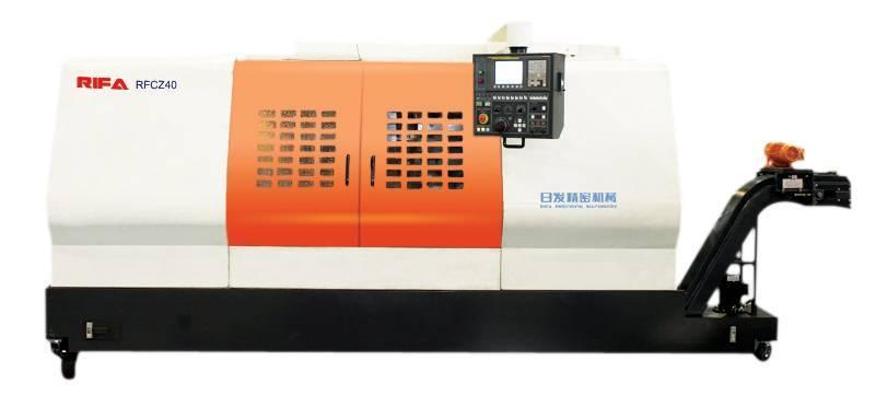 CNC Horizontal Lathe RFCZ40
