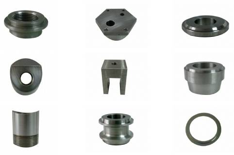 High quality CNC turned mechanical parts