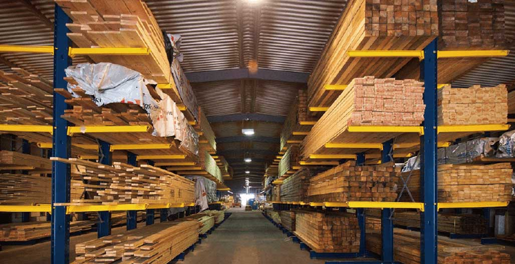 Highplateutilization Furniture Production System with Excess material and warehouse management