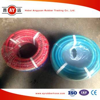 China multiple diameter concrete delivery hose