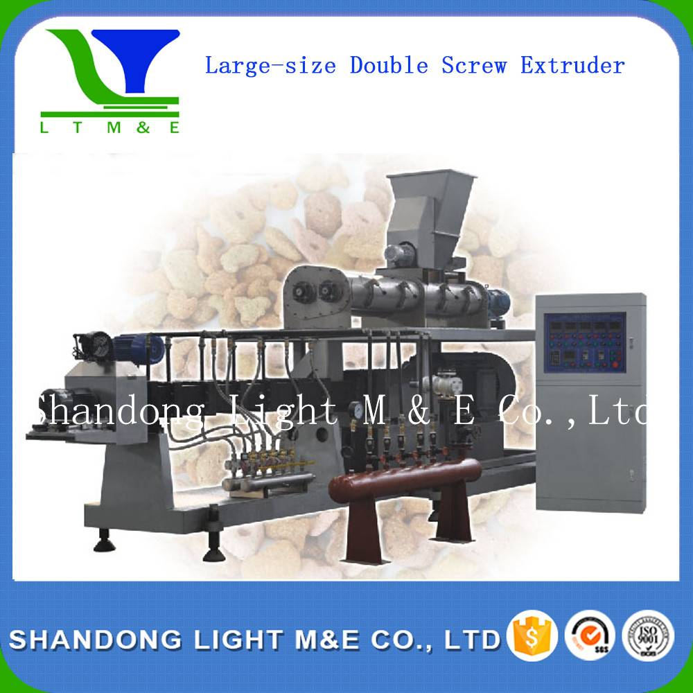 A85 Double Screw Extruder