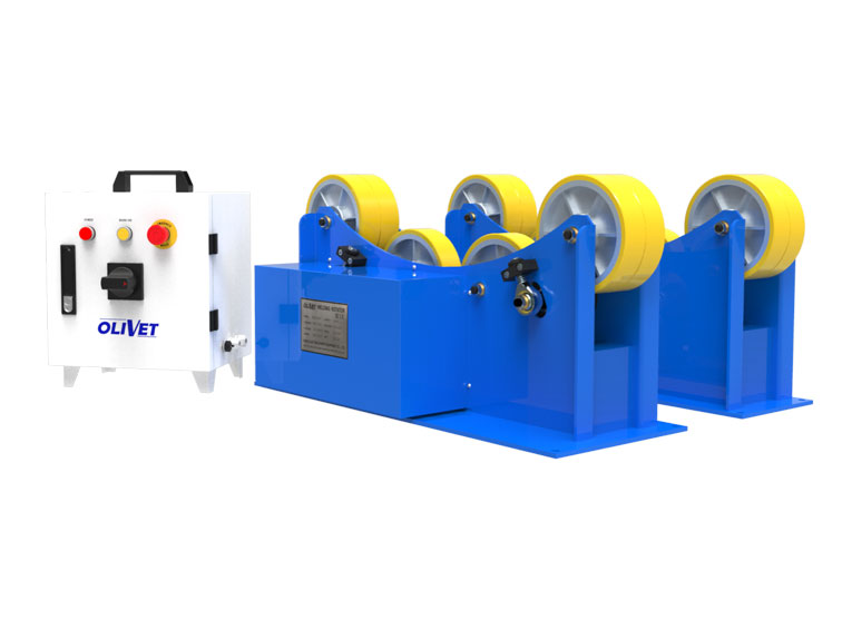 WELDING ROTAOR - HGZ Series Self-aligning Welding Rotatorauto welding positioner