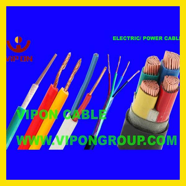 Electric Cable, Electric Wire, Power Cable