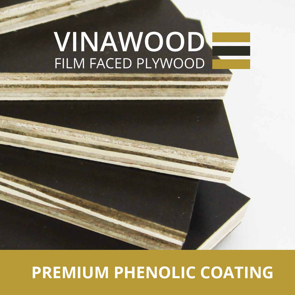 Vietnam Products Film Faced Plywood Construction