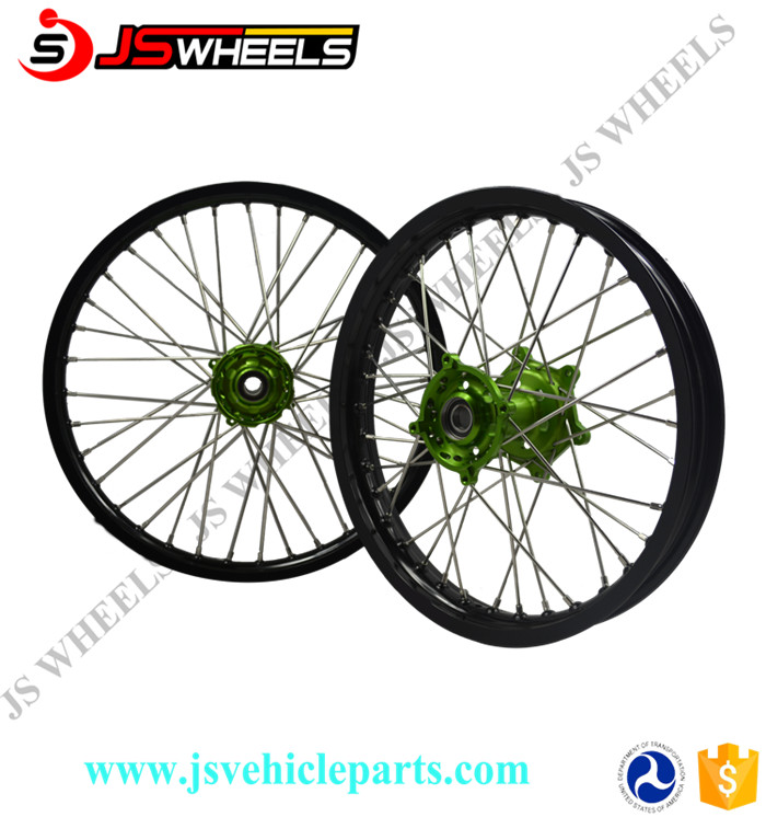 125CC Pit Bike 17 Inch Supermoto Wheel of Motorcycle Parts for KTM 350 SX