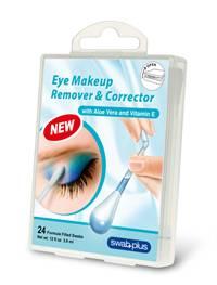swabplus eye makeup remover swabs