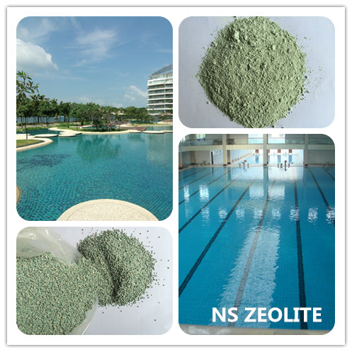 Clinoptilolite Natural Zeolite for swimming pool filter base