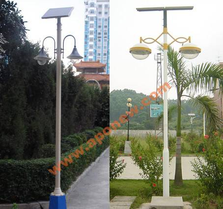 Solar garden light / Solar garden lamp