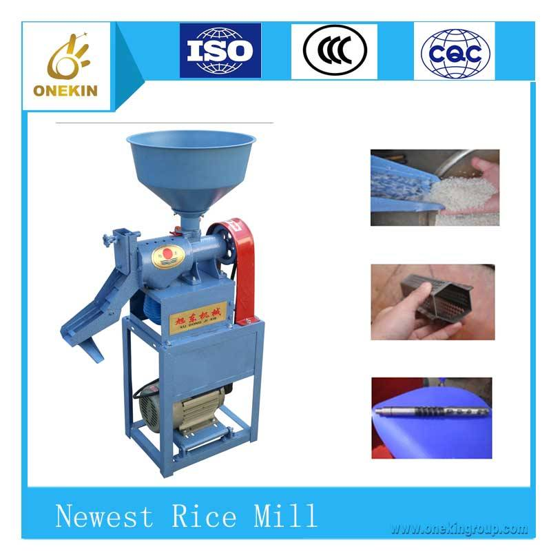 6N-40Rice Mill