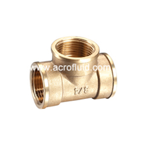brass tee fittings ABF105301