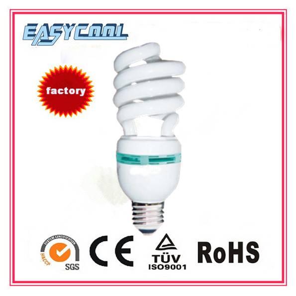 CFL High Quality Half Spiral Energy Saving light